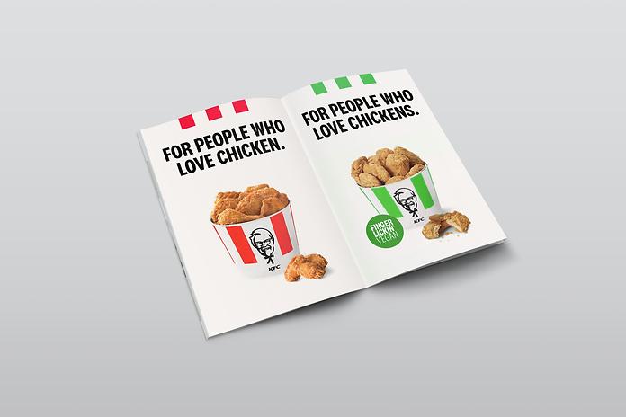 Portfolio Ysabelle KFC