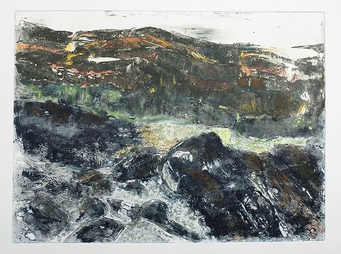 'Rock Shore' by Katherine Smit