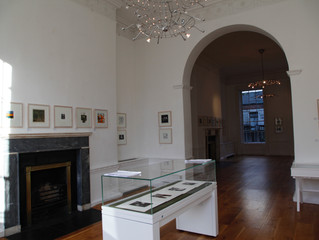 Exhibition in Little Museum of Dublin