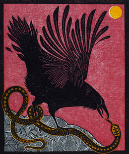 """""""The Raven and the Serpent"""""""