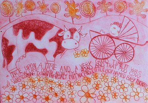 'Moo Cow &Baby Tuckoo', Val Hennigan
