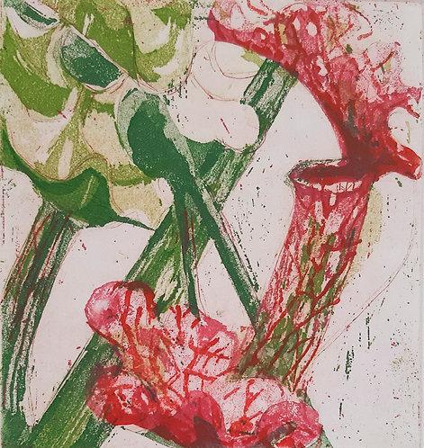 """Tropical Plant"", Deirdre Shanley"