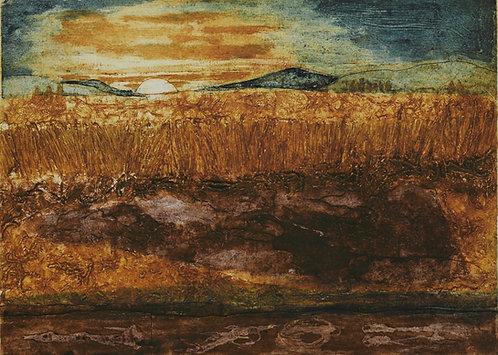 'Bogland 2', Eileen Keane