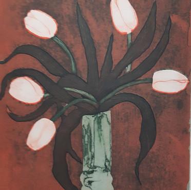 Jessica's Tulips