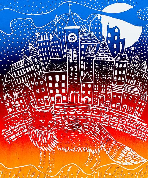 'Urban Fox', Val Hennigan