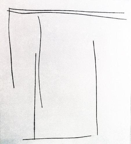 """""""Budda Lines"""", Rebecca Peart"""