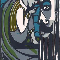 """Against the tide …"",  Lino- cut, Ed of 29, 33 x 22cm, Sheelyn Browne"