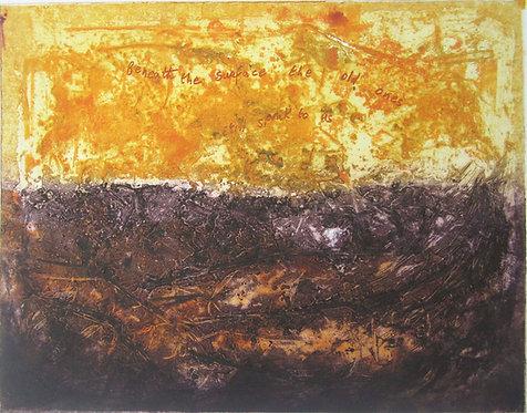 """Beneath the Surface"",  Eileen Keane"