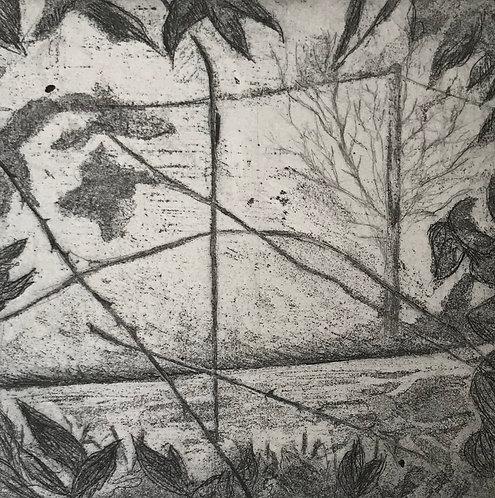 'Camino series #1', Nuala O'Dea