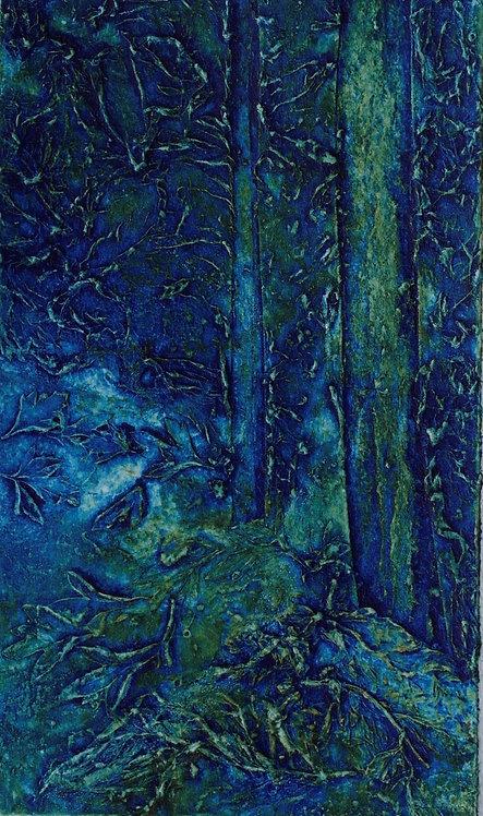 'Forest Blues', Eileen Keane