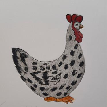 China Hen