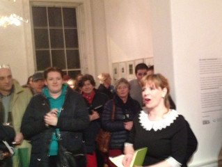 Launch Of Project in Little Museum on Sat 16th January