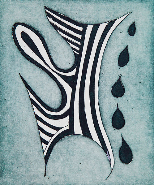 """Ink Drops"", Margaret Becker"
