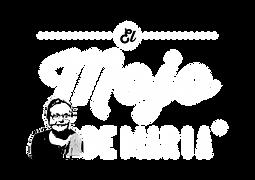 Logo el mojo de maria fondo tranparente.