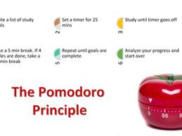 Pomodoro Principle: Break it to Make it!!