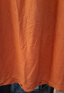 Orange Linen 280 x 300