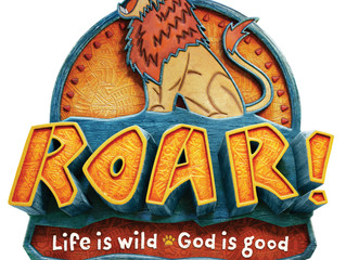 This Summer We're Going to ROAR at Messiah! Register & Volunteer TODAY!