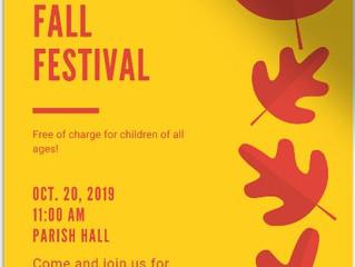 Children's Fall Fest
