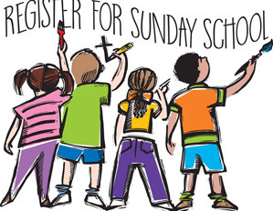 Church School Registration and the Start of our Fall Season set for Sept 8th