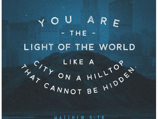 We Shine The Light. We Do Not Hide It.