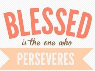 YOM News: Blessed is the One Who Perseveres