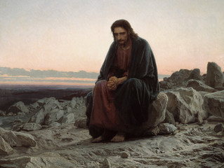 First Sunday in Lent 21 February 2021