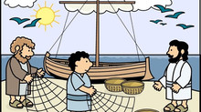 Church School Lesson for Home: Fishers of Men