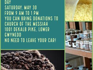 Community Food Donation Day