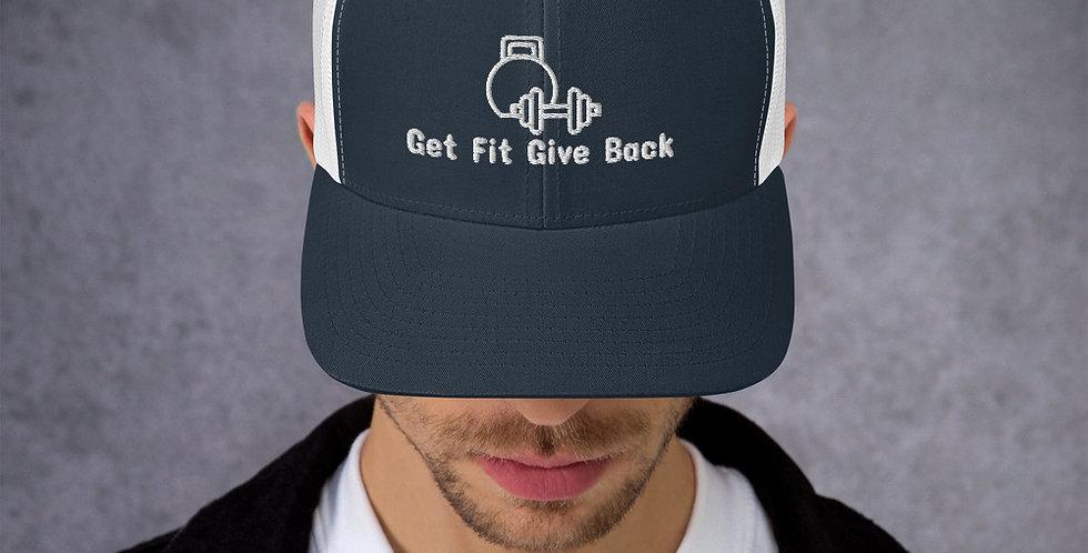 Give Back Trucker Cap