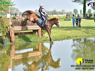 Aquila in Vairano auch für die EM der Jungen Reiter qualifiziert!