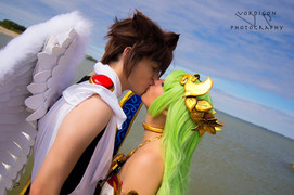 Photo by Vordigan Photography Modeled by Chloe and Topher Created by Chloe