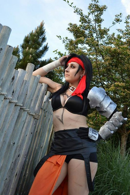 Photo by Antarctic Storm Photography Modeled by FemFantasy Cosplay Created by Chloe