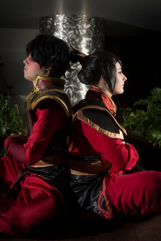 Photo by Cosfame Photography Modeled by Topher and Chloe Created by Chloe