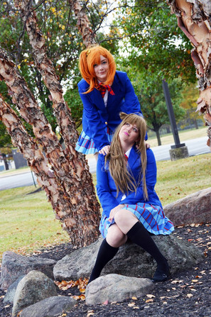 Photo by Antarctic Storm Photography Modeled by LunaLen and TalesOfMer