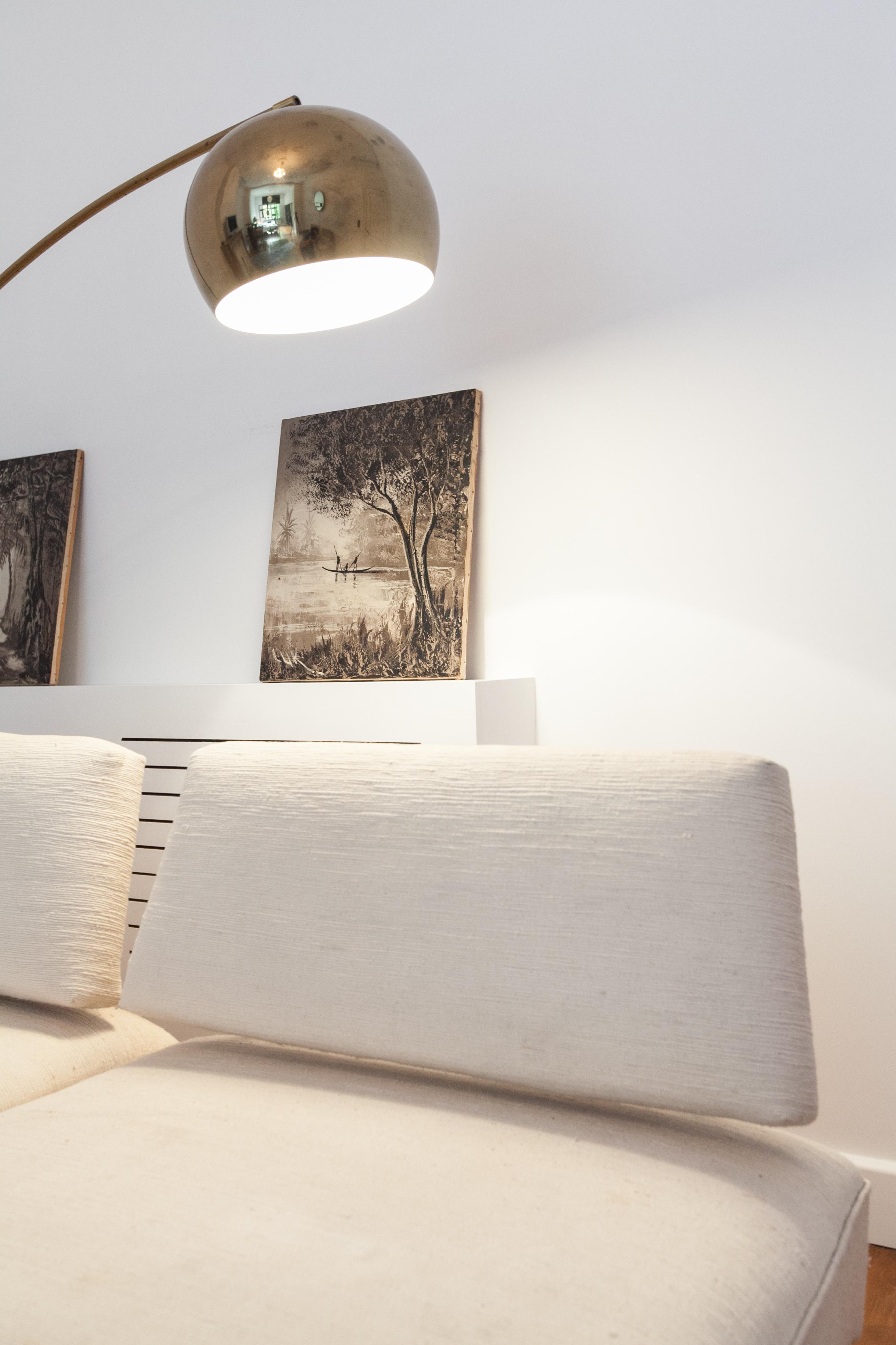 Panton room paintings