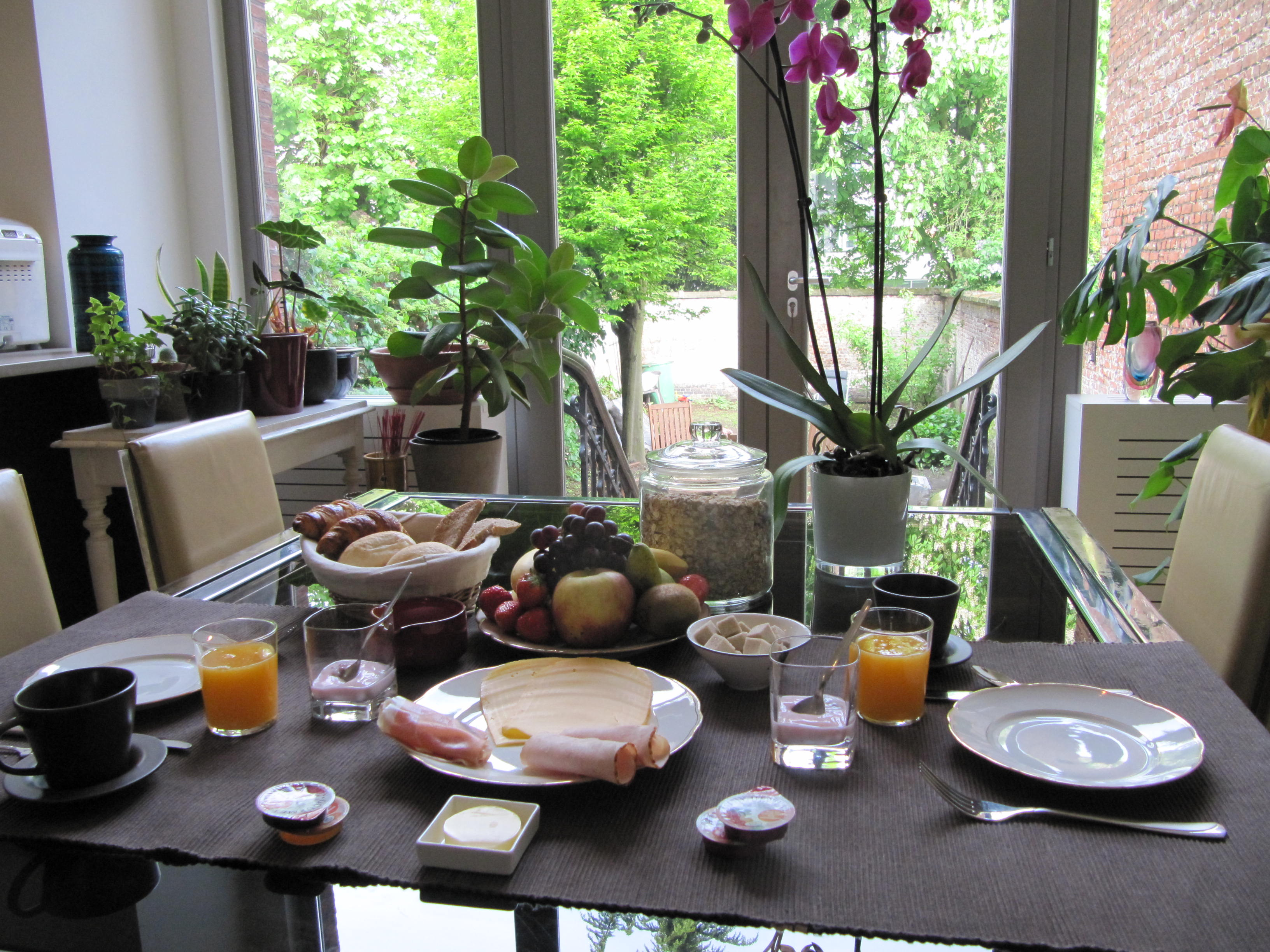 Breakfast@Quatre20cinq