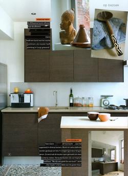 B&B Quatre20cinq's kitchen