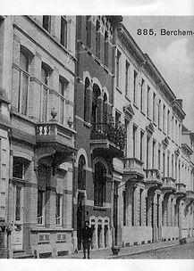 Bed and Breakfast Quatre20cinq circa 1905