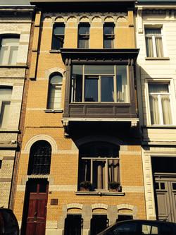 The facade Bed and Breakfast Antwerp