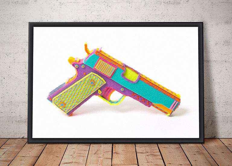 'Douceur / Douleur' - Gun