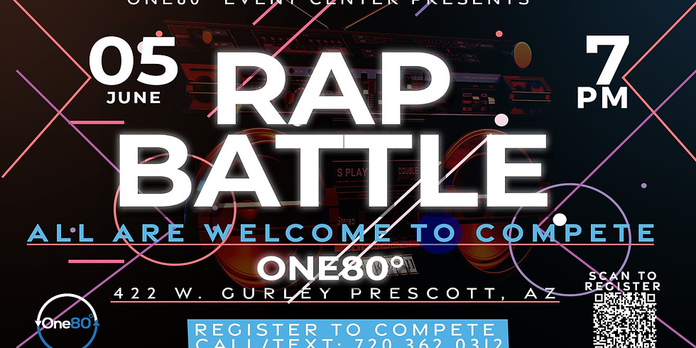 One80° Rap Battle Live Concert and Sketch Skits