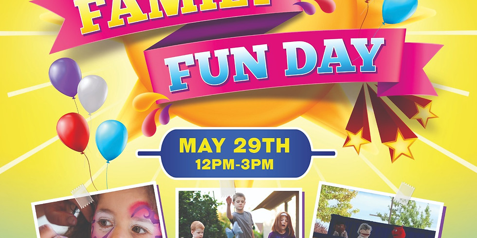 Summer Family Fun Day at Mountain Valley Park