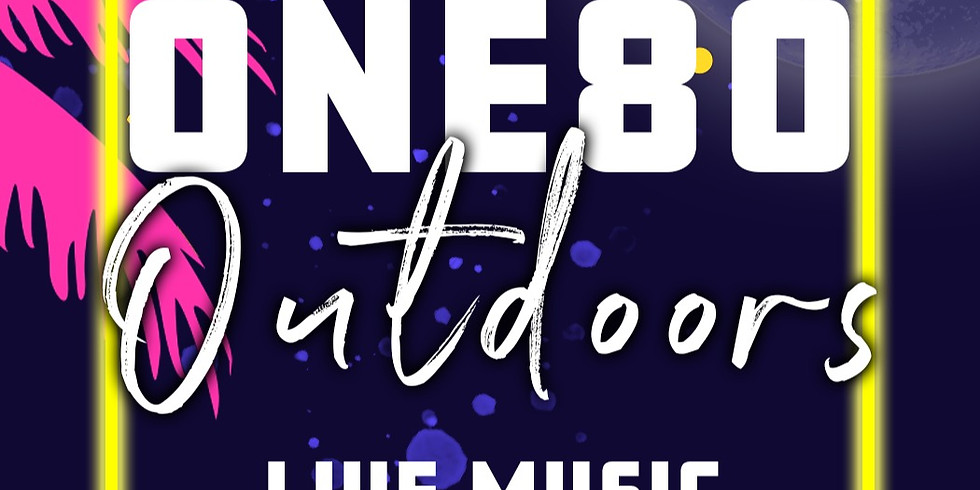 One80° Live Outdoor Concert at Mountain Valley Park