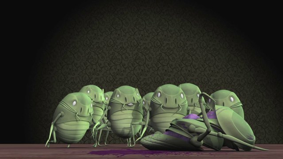 Dancing Parasite