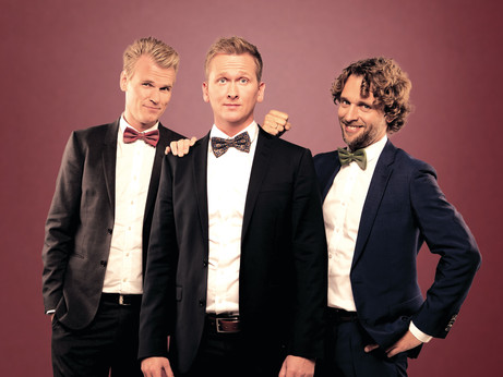 Christmas with Nordic Tenors 10. desember 2020