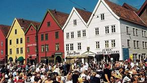 TIDLIGERETURER:Vestlandstur 25. - 28.juni 2018