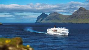 Cruise til Færøyene og Island 28. august - 5.september 2020