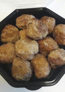 Ferske karbonader og kjøttkaker hver dag