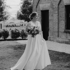 Megan | Wearing bespoke TSB | Captured by Sherise Fleming