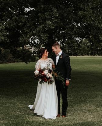 Brooke & Mathew   Wearing bespoke TSB   Captured by Lilli & Pearl Photography